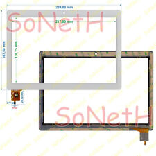 "TOUCH SCREEN MEDIACOM SMARTPAD S4 1S4A3G M-MP1S4A3G 10,1"" BIANCO"