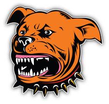 "American Pit Bull Terrier Dog Head Car Bumper Sticker Decal ""Sizes"""