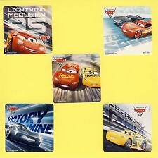 10 Disney Cars 3 - Large Stickers - Party Favors - Lightening McQueen