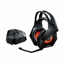 ASUS STRIX 7.1 Black Over the Ear Gaming Headsets