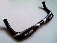 Hylix Full Carbon Wing-Shaped Aero Road bike Handle bar-31.8mm-Internal Cable