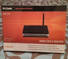 D-Link WBR-1310 Wireless G Router Four 10/100 Network Ports