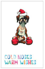 "Cornwall and South Devon Boxer Rescue ""Johnny"" Christmas Cards (pack of 6)"