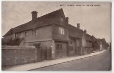Sussex; Lewes, Anne Of Cleves House PPC, Unposted, By Photochrom, Dated 1916