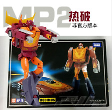 New Transformers Takara Tomy Masterpiece MP-28 Hot Rodimus in Stock