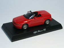 1/64 Kyosho Minicar Collection Alfa Romeo RZ Red No Box
