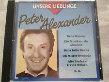NOS CHOUCHOUS-Peter Alexander-CD MADE IN SWITZERLAND