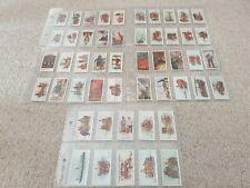 More details for john player & sons fire fighting appliances 1930 cigarette cards full set of 50
