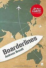 Boarderlines: E-Book inside von Brendt, Andreas   Buch   Zustand gut