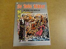 STRIP / DE RODE RIDDER N° 22 - DE RING VAN MERLIJN