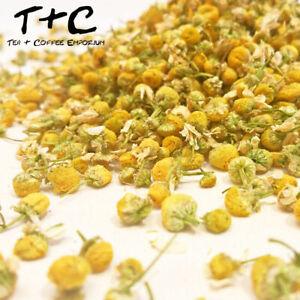 Chamomile Flowers - Highest Quality Dried Flowers Tea (20g - 1kg)