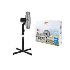 Ventilateur sur pied rotatif Hateur réglable silencieux 40 cm 40W LTC WT02