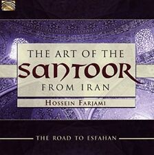 Hossein Farjami - The Art Of The Santoor From Iran - Road To Esfahan [CD]