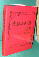 Edward Lear 1812-1888 at the Royal Academy of Arts-First Edition/DJ-1986