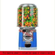New Wholesale Vending Products Bulk Vending Gumball Candy Dispenser Machine Blue