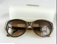 Brand New Authentic Chloe Women's Sunglasses CL 2260 SAND CO4 CL2260