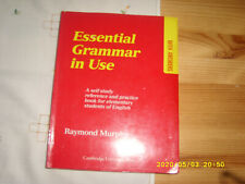 Essential Grammar in Use  A self-study reference and Practice Book for Elementar