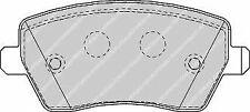 Ferodo FDB1617 Brake Pad Set Front Axle Premier Car Replaces 410608481R