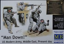 MASTER BOX™ 35170 US Modern Army, Middle East, Present Day FIGUREN in 1:35
