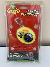 Brand New Rotastak Pet Care Reminder Pet Toy Keychain