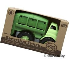 Green Toys - Recycling Truck RTK01R Made in the USA - BPA, Phthalates & PVC Free