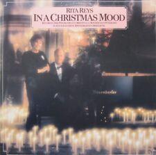 RITA REYS - IN A CHRISTMAS MOOD  - LP (original innersleeve)