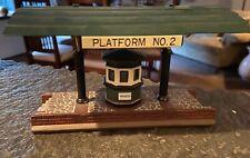 Dept 56 Victoria Station Train Platform