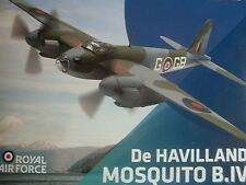 Corgi Aviation DH MOSQUITO.Flt.Lt.George Parry, RAF Horsham St.Faith.AA32820 NEW
