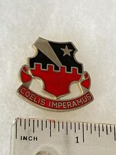 New listing Authentic Us Army 60th Air Defense Artillery Group Unit Di Dui Insignia G23