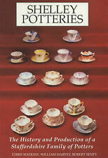 Shelley Potteries: The History and Production of a Staffordshire Family of Potte