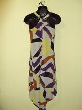 NEW VOLCOM SURF WOMEN STONE IN MY SHOES MAXI DRESS SIZE SMALL