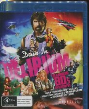 DRIVE IN DELIRIUM - MAXIMUM 80S OVERDRIVE - BLU-RAY