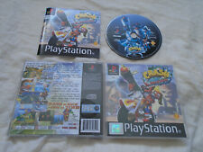 Crash Bandicoot 3 Warped PS1 (COMPLETE) rare Sony PlayStation black label