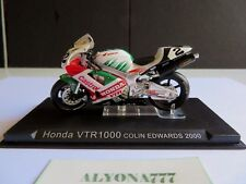 1/24 Ixo HONDA COLIN EDWARDS 2000 Moto Bike Motorcycle 1:24 Altaya /IXO *RARE*