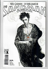 Sandman Overture #1 - Nm - 1 for 100 J.H. Williams cover variant!