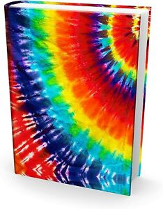 [1-Pack] Jumbo 9x11 Hardcover Textbook Stretchable Fabric Book Covers