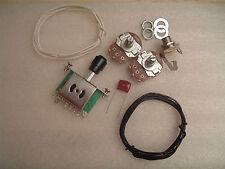 Telecaster wiring kit for Single Coils
