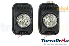Wing Mirror Housing With LED Light x2 for Land Rover Defender Terrafirma TF700