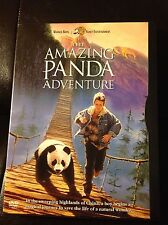 The Amazing Panda Adventure (DVD, 2002) Stephen Lang Used
