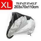 Waterproof Bicycle Cover Rain Dust Sun Protector Scooter Storage For 1/2/3 Bikes