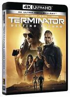TERMINATOR Destino Oscuro 4k (2 BLU-RAY 4K Ultra HD + BLU-RAY)