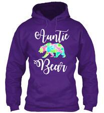 Auntie Bear Apparel - Gildan Hoodie Sweatshirt