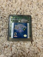 Legend of Zelda: Oracle of Ages (Game Boy Color, 2001) Authentic Nintendo