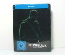 Pitch Black Blu-Ray Steelbook Limited Edition German Import New Region Free