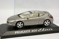 Norev Presse 1/43 - Concept Car Peugeot 407 Elixir
