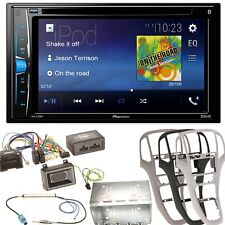 Pioneer AVH-A200BT USB MP3 iPhone CD Bluetooth Einbauset für Opel Astra J
