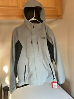 The North Face Cinder 3 in 1 Tri jacket Grey