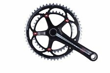 Campagnolo Centaur red and black crankset 172.5mm 39-52 power torque