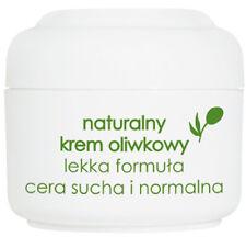 Ziaja 00222 natural olive cream light formula - 50 ml