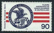 Germany-Berlin 9N416, MNH. Chamber of Commerce, 75th anniv. Eagle, 1978